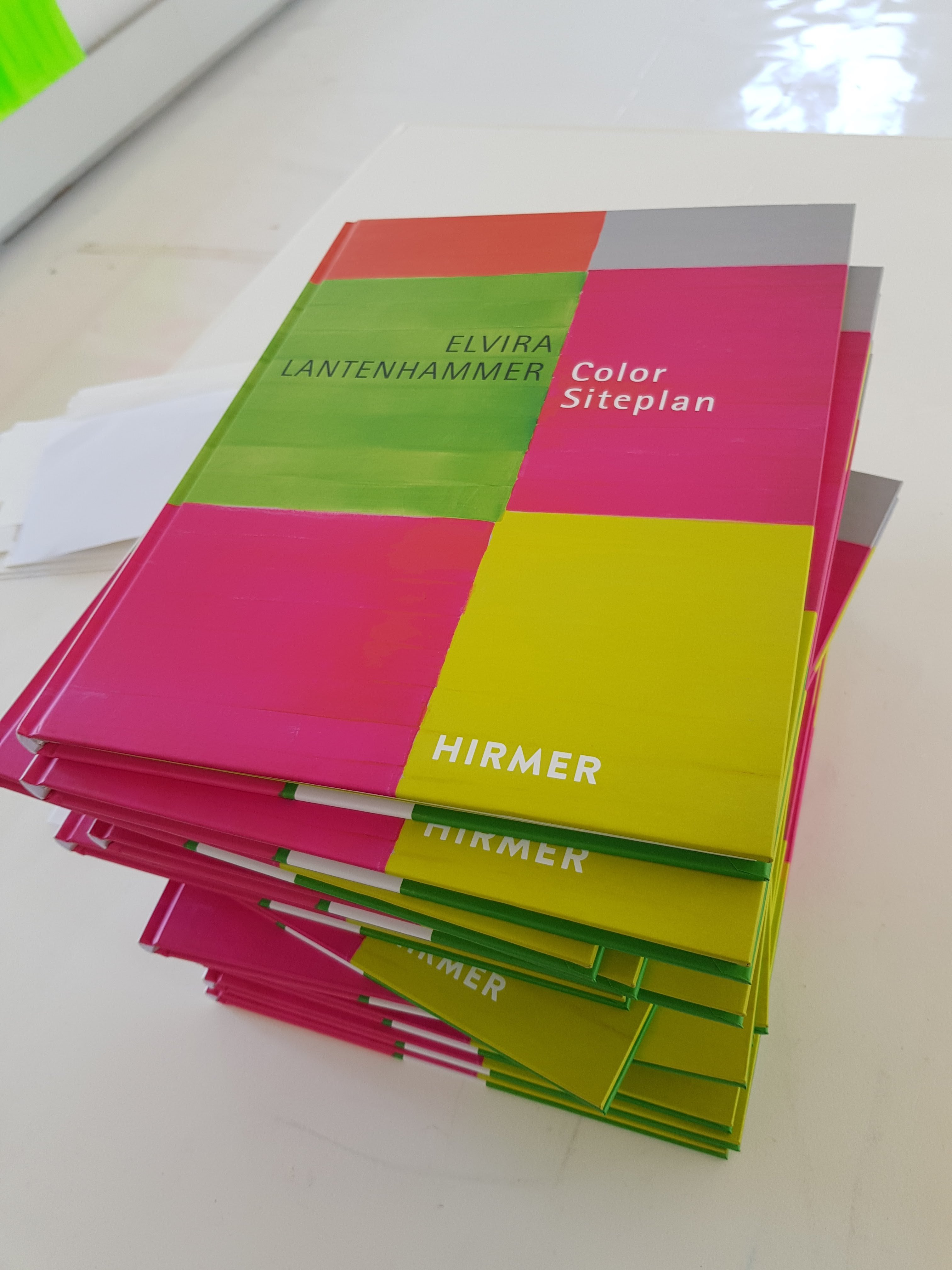 Color Siteplan Books
